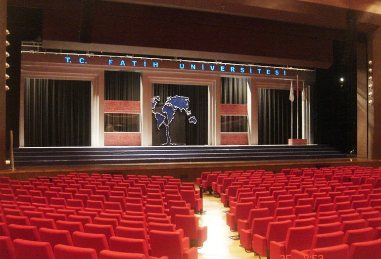 Cinema and Conference Centers